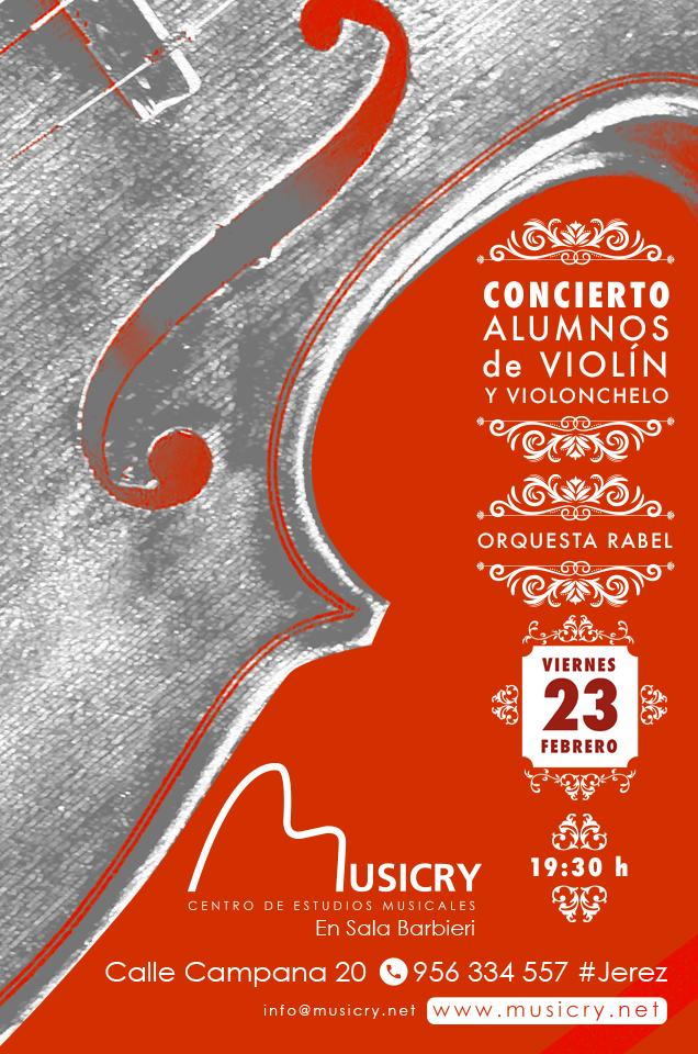 concierto académico